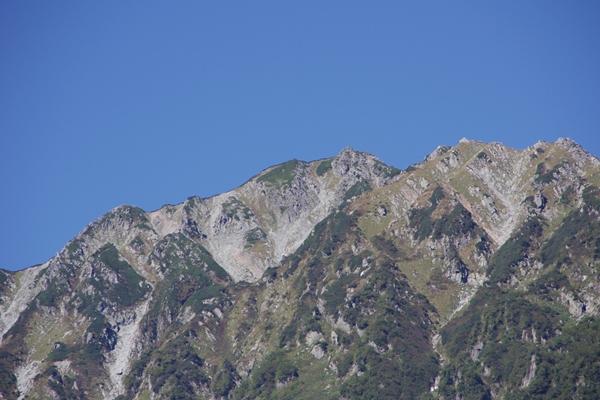 黒部の山々01