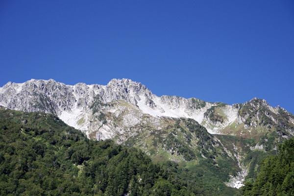黒部の山々02