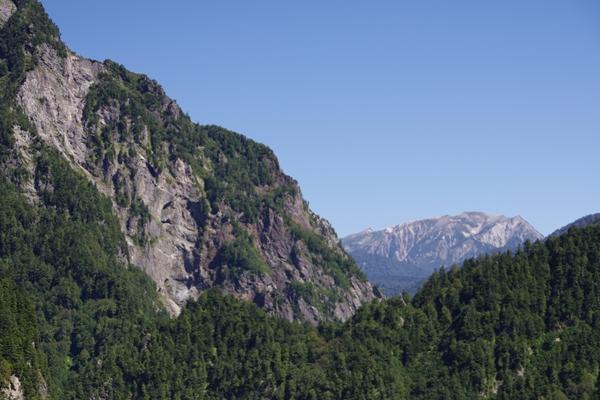 黒部の山々03