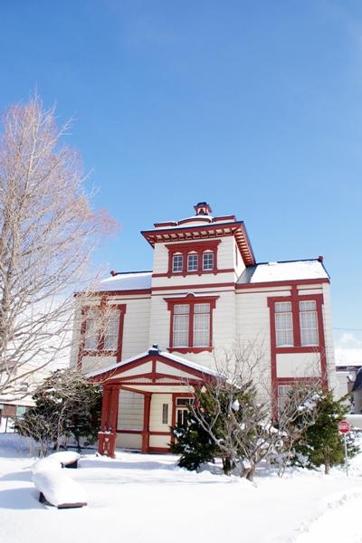 旧函館師範学校