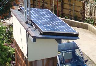 温室ソーラー
