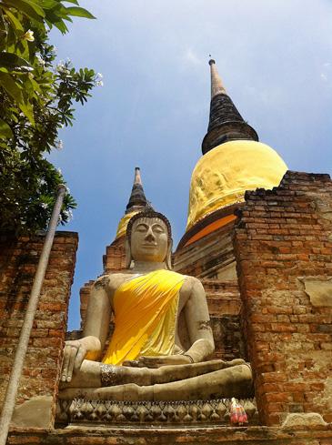 ワットヤイチャイモンコン寺院