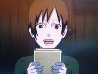 アニメNARUTO483話サイ子供時代