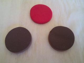 ケーキ チョコ ハーティ&ふわふわムース