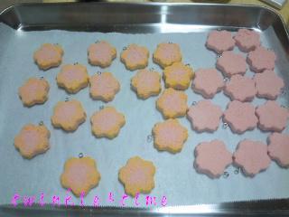 クッキー さくら 1-4