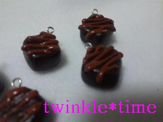 パーツ チョコレート 1-2