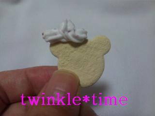 クッキー いちご粒入りクリーム 1-1