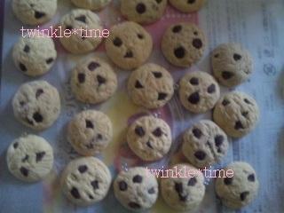 チョコチップクッキー 1-1