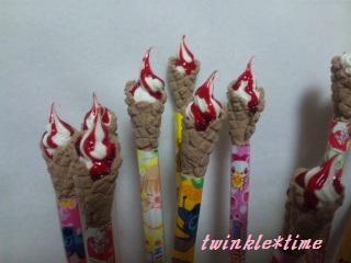 鉛筆デコ 2-1