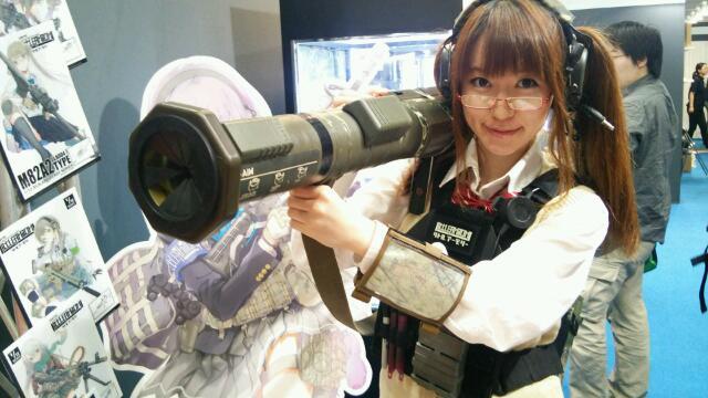 対戦車少女