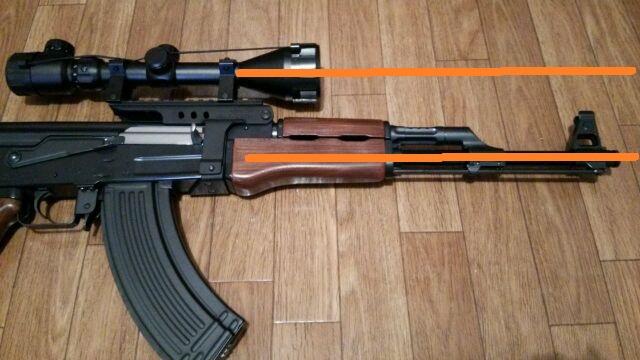 AKのサイトパララックス