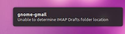 Gnome Gmail Ubuntu メールクライアント Nautilus