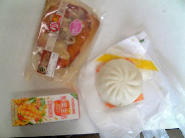 2010/03/17 朝食
