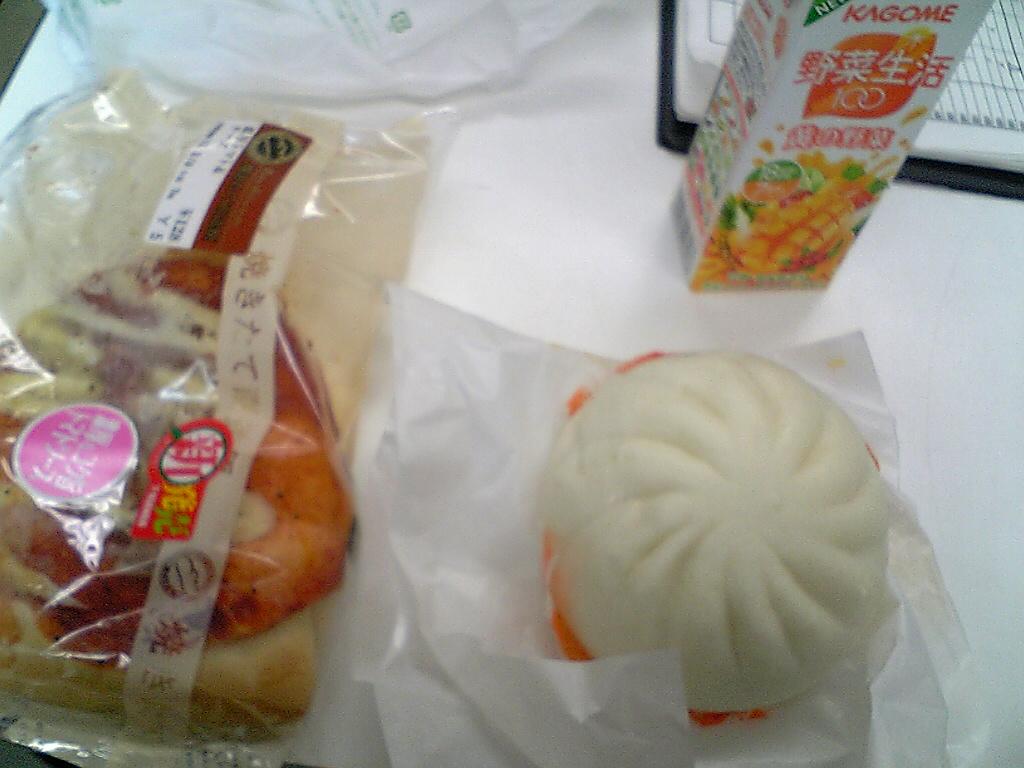 2010/03/18 朝食