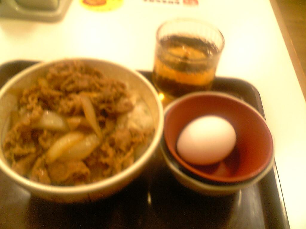2010/03/18 夕食