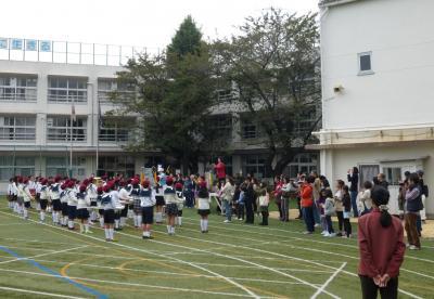 学校にて5