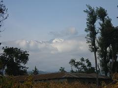 キリマンジャロ山