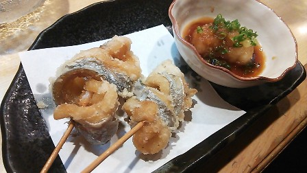 太刀魚フライ