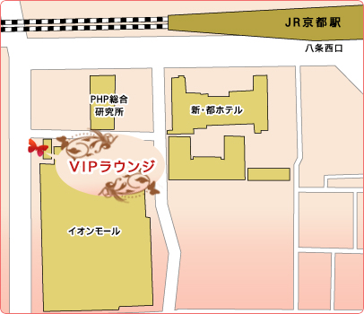map_kyotoラウンジ