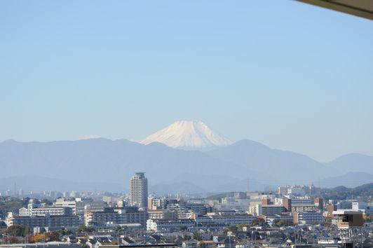 富士山20121110