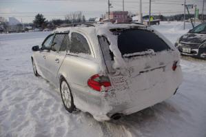 IMGP4481吹雪の車2012