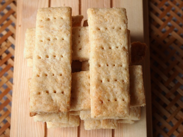 チーズクッキー3