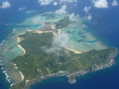 渡名喜島 - コピー