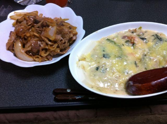 豆腐シチュー