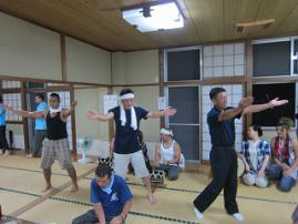 盆踊り反省会