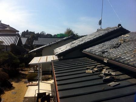 我が家の復旧 (3)