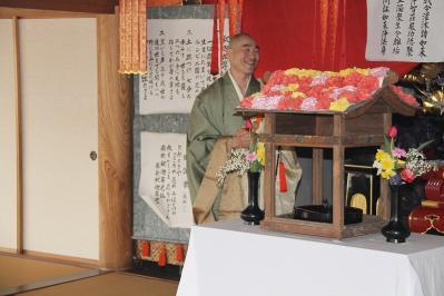 2010.4.10.「能救山岩屋寺、花祭り」、10