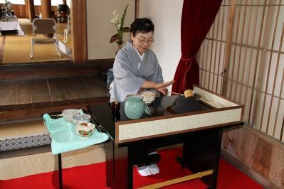 2010.4.10.「能救山岩屋寺、花祭り」、17