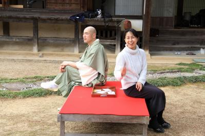 2010.4.10.「能救山岩屋寺、花祭り」、19
