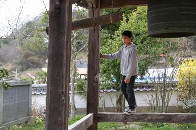 2010.4.10.「能救山岩屋寺、花祭り」、20