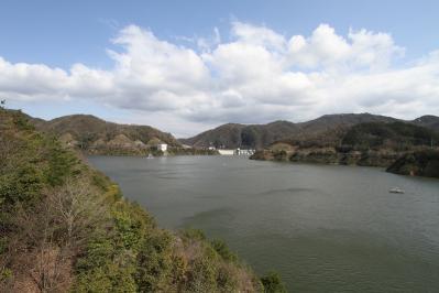2010.4.7.「八田原ダム」、