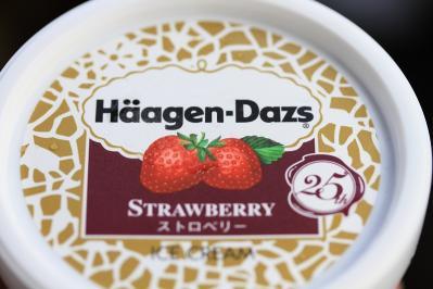 2010-05-11_EOS 7D_0854、「ハーゲン‐ダッツ、ストロベリー」アイスクリーム、1