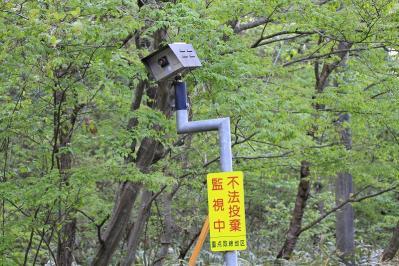 2010-05-11_EOS 7D_0866、「R182ゴミ不法投棄監視カメラ」、