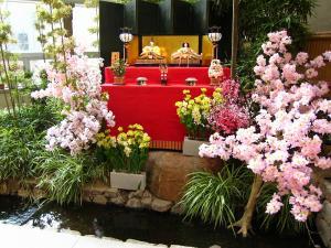 2010.3.、「倉敷中央病院のお雛様」、1