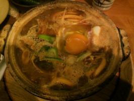山本屋の味噌煮込み
