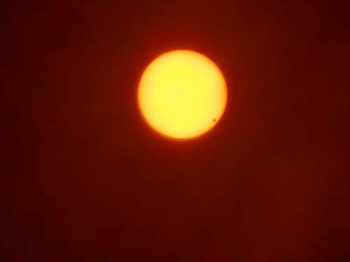 金星通過1