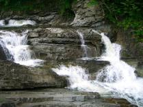 7:44 三段滝