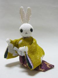 抹茶ウサギ