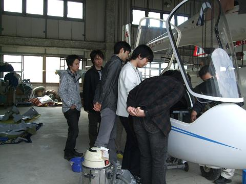 体験搭乗会4