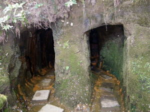 稲城 弁天洞窟