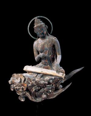 国宝 「雲中供養菩薩像(北一号)」
