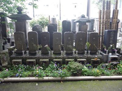 常圓寺 七地蔵