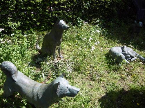 中野 「かこい」犬屋敷跡