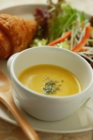 冷凍野菜でスープ2