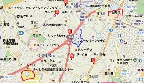 桜坂地図2