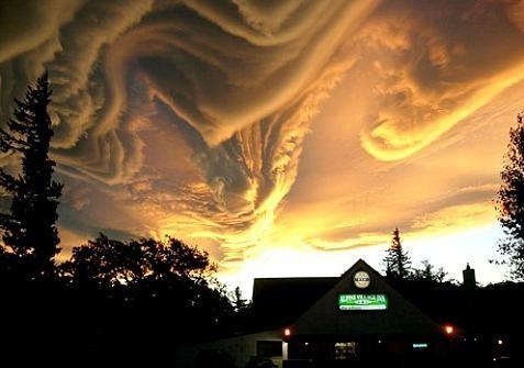 アスペラトゥス雲